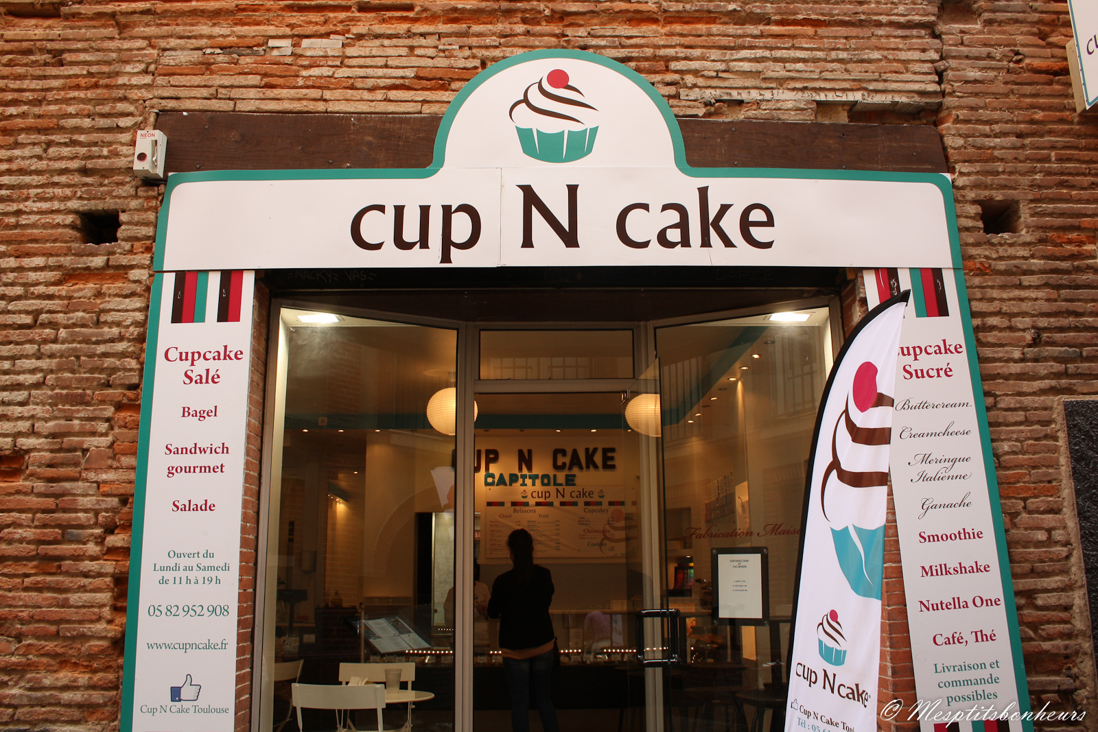 Cup n 39 cake toulouscope for Chivito toulouse