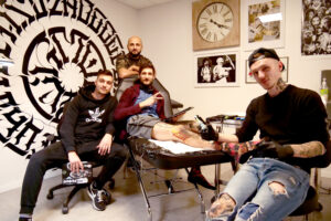 MowzerInk Tattoo Studio