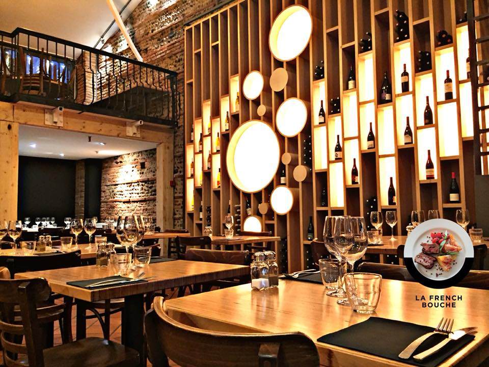 Bistrot compagnie toulouscope for Deco damidot et compagnie