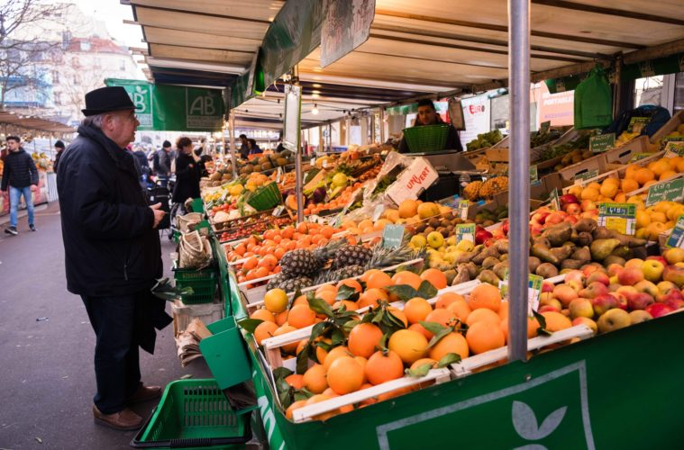 initiatives solidaires à toulouse marché